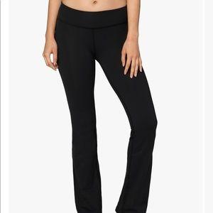 Beyond Yoga practice pant black size S.